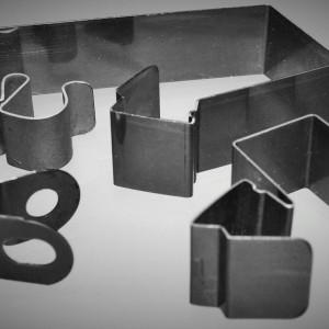 Multislide metal pressings