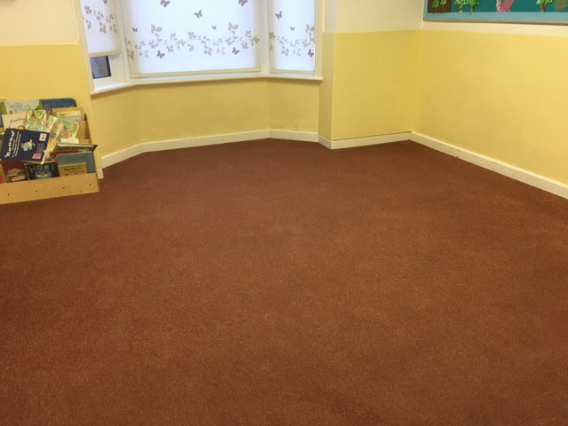 spotless dry carpet cleaning after